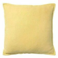 """Bee & Willow 16"""" Textured Square Decorative Pillow Yellow Gold Farmhouse Rustic"""