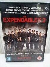 The Expendables 2 (DVD, 2012)