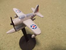 Built 1/144: American VOUGHT OS2U KINGFISHER Aircraft US Navy