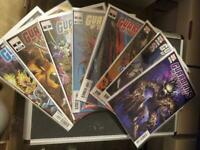 Guardians of the Galaxy Lot (8) (Marvel) NM Condition, Free Shipping!