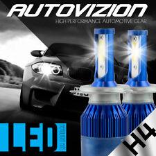 AUTOVIZION LED Headlight Conversion kit H4 9003 6000K 1997-1999 Toyota Tercel