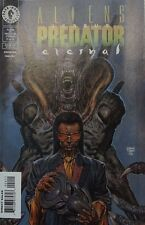 Dark Horse Comics # 2 of 4 Aliens v Predator - Eternal July 1998 Mint!