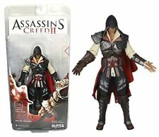"7"" MASTER ASSASSIN'S CREED II EZIO ACTION FIGURE FIGURINES STATUE MODEL TOY"