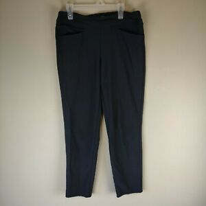Adidas Golf Women's  Size S Solid Black Ultimate Adistar Ankle Pants