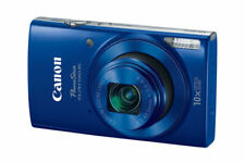 Canon PowerShot ELPH 190 IS Camera With 10x Optical Zoom & Built-In Wi-Fi BLUE