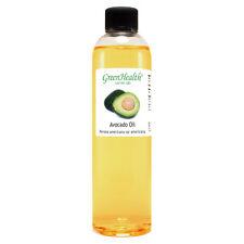 8 fl oz Avocado Carrier Oil (100% Pure & Natural) Plastic Bottle