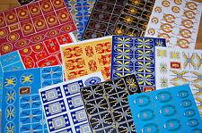 Stickers para Escudos Romanos (Playmobil Romans)