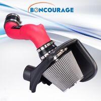 06-11 For Honda Civic Si 2.0L 2.0 L4 AF Dynamic COLD AIR INTAKE KIT RED