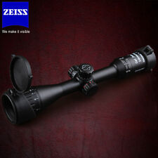 3-9X40AO Rifle Hunting Scope R&G Reticle Sight HD Mpunt Set Carl Zeiss Conquest