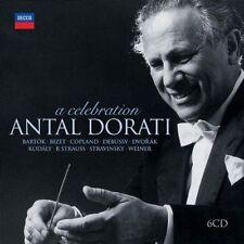 Antal Dorati: A Celebration (6CD box set sealed, Apr-2006, Decca)