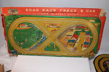 1940's Mettoy Road Race Track
