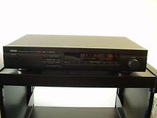 Yamaha TX-580RDS Stereo-Tuner in schwarz + Zubehör, 12 Monate Garantie*