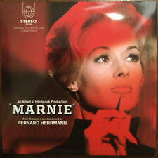 Bernard Herrmann Marnie (Original Motion Picture Soundtrack) VINYL, CD Stylotone
