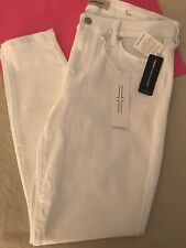 Liverpool Jeans Company The Penny Ankle Skinny Jean Sz 8/29 NWT $98 Bright Whitw