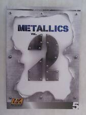 AK Interactive Book - Metallics Vol 2 - Great Techniques and Illustrations