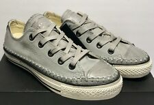 Converse Womens Size 7 John Varvatos Chuck Taylor All Star Ox Tan Shoes Sneakers
