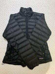 Patagonia down jacket womens