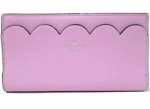 * TEST Braylon Magnolia Street Wallet Lavender Leather WLRU5270 NWT $139 FS