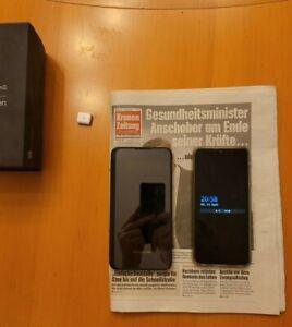 LG G8X ThinQ 128 GB (Dual SIM) (Ohne Simlock) - Aurora Black