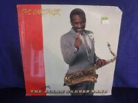 The Allan Barnes Band, The Caretaker, Riza Records, 1985, SEALED, Jazz