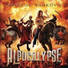 Alpocalypse by Weird Al Yankovic (Vinyl, Jul-2011, Volcano Records (Japan))