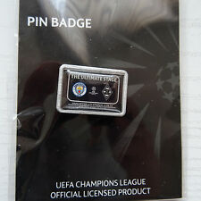 Pin Anstecknadel Borussia Mönchengladbach Champions League Manchester 2016 NEU