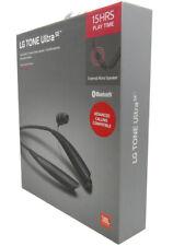 LG Tone Ultra SE HBS-835S Wireless Stereo Bluetooth Headset Black New OEM