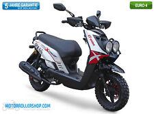 BW CROSS 50 ccm EFI  4 Takt - Motorroller -Scooter  - 5 Jahre Garantie* -