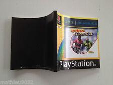 Notice/manuel/mode d'emploi Actua Soccer 3 SONY Playstation 1 PAL FR