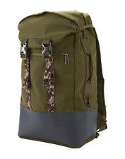 """RRP €140 EASTPAK Backpack Rucksack Large 20L Military Motif 15"""" Laptop Pocket"""