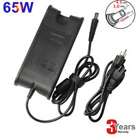 65W For Dell Inspiron 15 3000 5000 7000 Series Laptop Power Supply Charger FAST