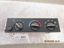 03-09 CHEVY C4500 C5500 C6500 KODIAK A/C HEATER CLIMATE TEMPERATURE CONTROL NEW