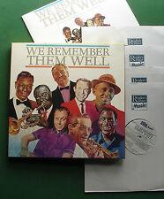 Recordamos bien Glenn Miller Bing Crosby + R/D Gell-A-162 Box Set 8 X Lp