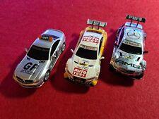 Carrera GO - 3x Autos (Audi A5, Mercedes AMG, Safety CAR Mercedes AMG) 1:43
