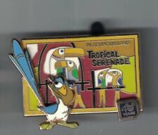 Disney WDW 40 Years Adventureland Tropical Serenade Zazu Pin Le 1500