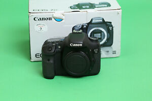 Canon EOS 7D 18.0MP DSLR Camera (Body Only) - 57861 Shutter Count