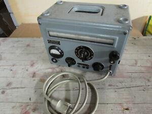 Frequenzmesser WEN435 FNr.M1359/38  Rohde&Schwarz München