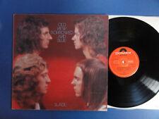 Slade Viejo Nuevo Prestado & Blue Polydor 74 A2B1 Reino Unido 1st pr EX -/EX