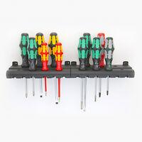 Wera Kraftform XXL 3 Slotted / Phillips - 11 Piece Screwdriver Set + Rack