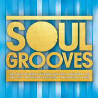 Various Artists : Soul Grooves CD Box Set 3 discs (2017) ***NEW*** Amazing Value