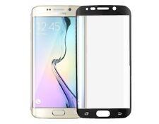 New Samsung Galaxy S6 Edge Curved TPU Full Screen Protector Ultra Black