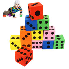 Children's Day Gift Jumbo Colorful Large Foam Dice Kid Baby Educational Play Toy