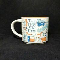 Starbucks Coffee Texas Been There Series Collection 2018 Tea Mug Cup 14 oz