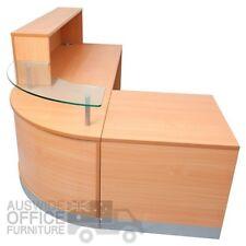 Rapidline Flow Reception Desk Office Furniture
