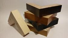 4 X Reemplazo De Muebles De Madera Patas/piernas para sofá, Sillas, Taburetes, pecho