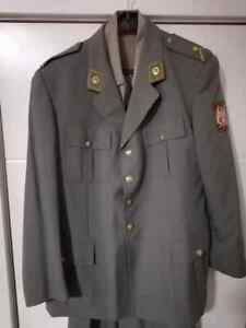 SR YUGOSLAVIA/SERBIA ARMY Ground Forces NCO uniform Sergeant NEW Summer variant