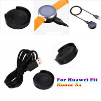 Smart Watch Charging Cradle Charger Dock Base Cord Cable For Huawei Fit Honor S1