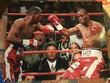 Jermain Taylor Signed Photo. Boxing Memorabilia Autograph