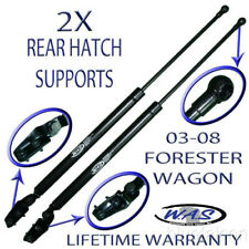 Two New Rear Hatch Wagon Liftgate Lift Supports Shock Arm Rod For 03-08 Forester