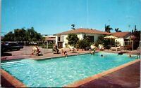 Postcard Broadview Motel on El Cajon Blvd in San Diego, California~134980